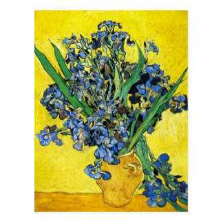 Van Gogh irise la carte postale