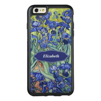 Van Gogh irise Monogr personnalisé floral Coque OtterBox iPhone 6 Et 6s Plus