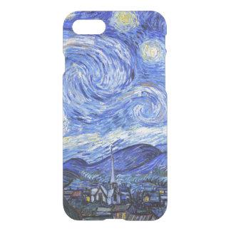 Van Gogh la nuit étoilée Coque iPhone 8/7