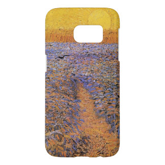 Van Gogh, le semeur, art vintage d'impressionisme Coque Samsung Galaxy S7