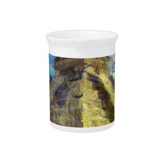 Van Gogh Mexique Pichet