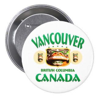 Vancouver Canada Badge
