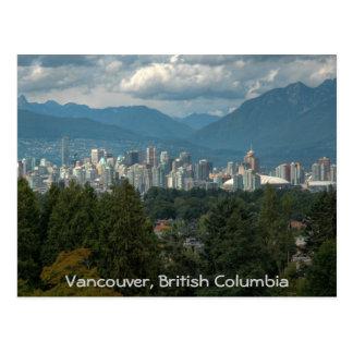 Vancouver Carte Postale