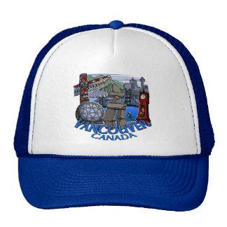 Vancouver couvre AVANT JÉSUS CHRIST des casquettes