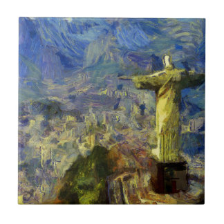 vangogh_christ-the-redeemer petit carreau carré