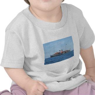 Vapeur de palette de Waverly T-shirt