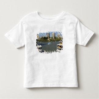 Vapeurs de palette, rivière de Brisbane, Brisbane, T-shirt