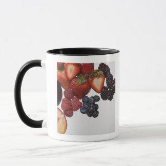 Variété de baies mug