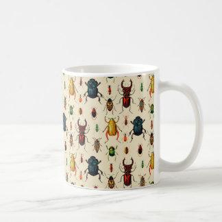 Variétés de scarabée mug