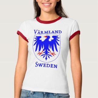 Värmland, Suède (Sverige) T-shirt