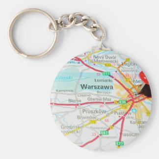 Varsovie, Varsovie en Pologne Porte-clés