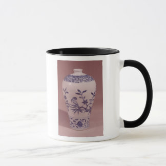 Vase à fleur, dynastie de Ming Mug