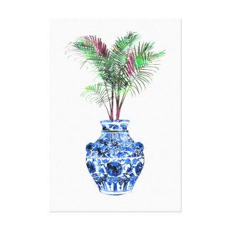 Vase à Ming Toile