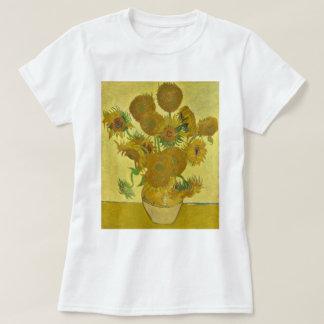 Vase à Van Gogh avec quinze tournesols GalleryHD T-shirt