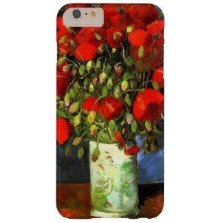 Vase à Vincent van Gogh avec l'art floral de Coque iPhone 6 Plus Barely There