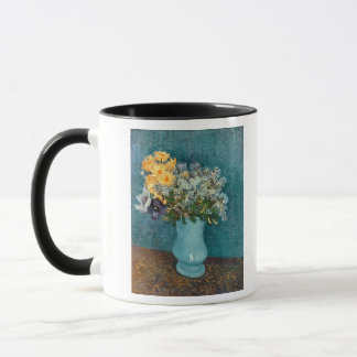 Vase à Vincent van Gogh   de fleurs, 1887 Mug