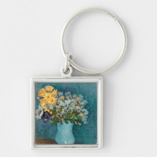 Vase à Vincent van Gogh | de fleurs, 1887 Porte-clés