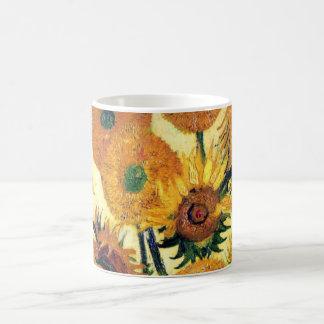 Vase avec quinze tournesols par Vincent van Gogh 1 Mug