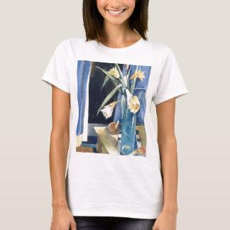 Vase de fleurs - Preston Dickinson T-shirt