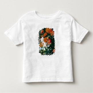 Vase de fleurs t-shirt pour les tous petits