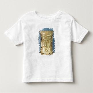 Vase décoré des créatures mythologiques, Perse T-shirt Pour Les Tous Petits