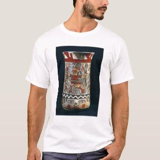 Vase dépeignant une scène agricole t-shirt