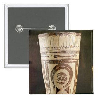 Vase, style I, de Susa, l'Iran, 5000-4000 AVANT JÉ Badge