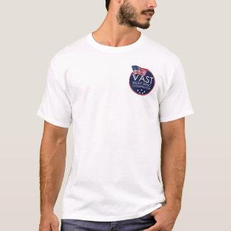Vaste T-shirt de droite
