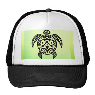 VectorPortal-Turtle-Tattoo-Vector.ai Casquette