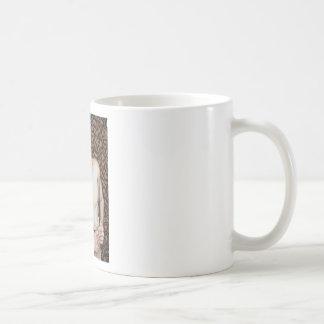 Vedette de pop mug blanc