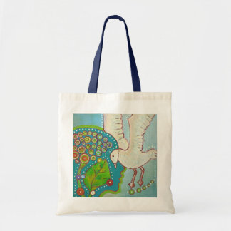 vegan bird connection sac de toile