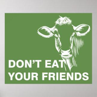 Veganism Poster