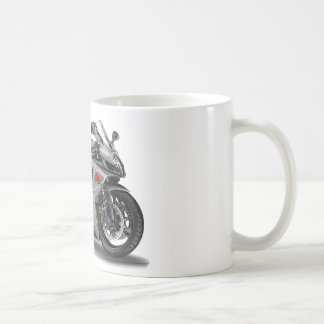 Vélo argenté de Suzuki GSX-R600 Mug