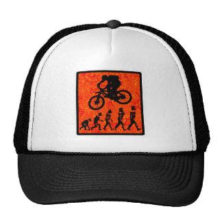vélo au séquoia casquettes de camionneur