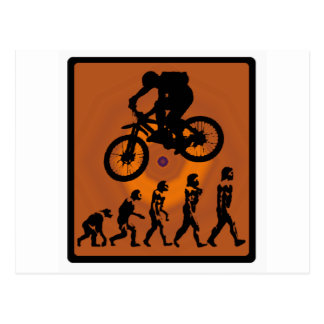 Vélo AZ du sud Carte Postale