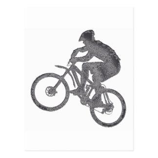 Vélo dans Silverton Carte Postale