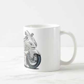 Vélo de blanc de Hayabusa Tasses À Café