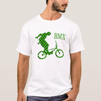 VÉLO DE BMX T-SHIRT