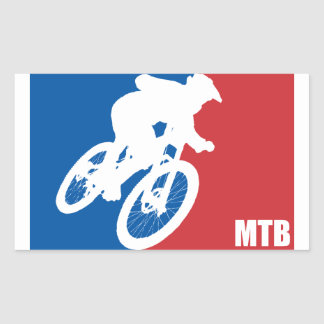 Vélo de montagne All-Star Sticker Rectangulaire