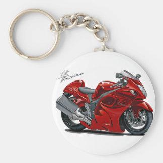 Vélo de rouge de Hayabusa Porte-clés