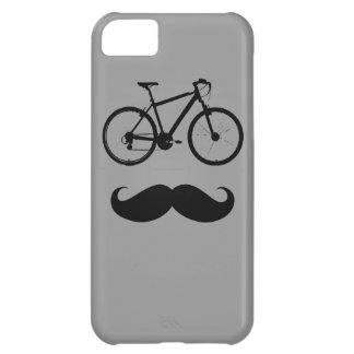 vélo et moustache coque iPhone 5C