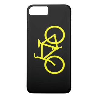 Vélo jaune coque iPhone 7 plus