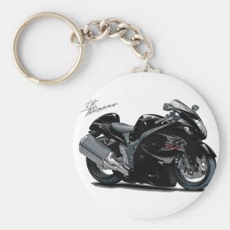 Vélo noir de Hayabusa Porte-clés
