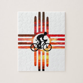 Vélo Nouveau Mexique Puzzle
