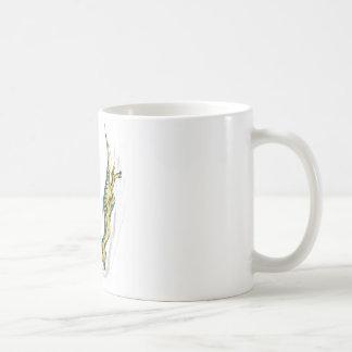 Velociraptor terminal mug