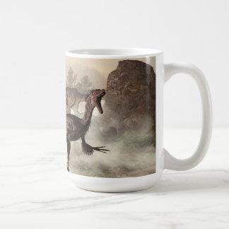 Velociraptors Mug