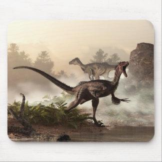 Velociraptors Tapis De Souris