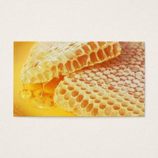 Vendeur de miel/bonbon à apiculteur cartes de visite
