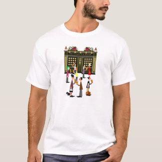 Vendredi soir à la perspective de Whitby T-shirt