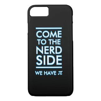 Venez au côté nerd nous avons le coque iphone
